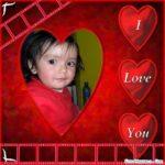Fotomontaje de amor en Fotomolduras.com