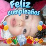Desea un feliz cumpleaños en Fotoefectos.com