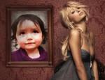 Hacer fotomontaje online con Paris Hilton