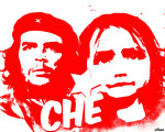 Crear fotomontaje gratis junto al Che Guevara