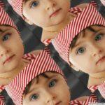 Fotomontaje gratis con filtro para fotos con rotación