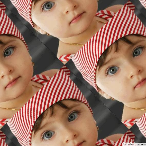 fotomontaje gratis con filtros para fotos con rotación