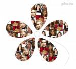 Collage de formas en funnyphoto.com