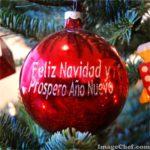 Decoración para árbol navidad