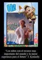 Fotomontaje infantil gratis con Russell
