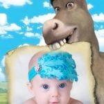 Marcos infantiles para fotos digitales