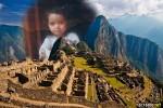 Marco para foto Machu Picchu gratis