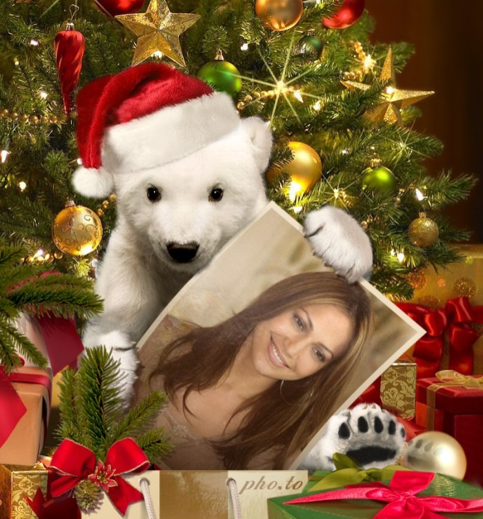 Postales navidad con foto gratis images - Postales de navidad con fotos de ninos ...