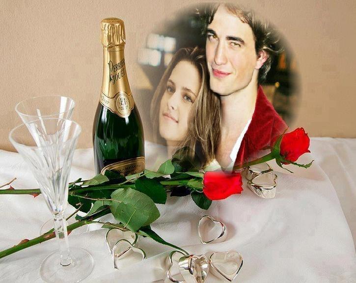 Fotomontajes para aniversarios de amor