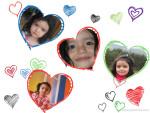Pagina para hacer collage de corazones