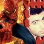 Marco para fotos con el Hombre Araña, Spiderman