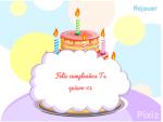 Sorprende a un amigo con esta tarjeta virtual de cumpleaños