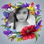 Flores naturales mas bellas para incluirlas a tu marco de fotos