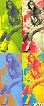 Retrato Pop Art para fotos: Manera nunca vista para editar fotos