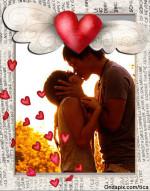 Es increíble lo que puedes lograr con este hermoso montaje de amor