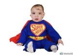 Convierte a tu bebe en un Super Héroe