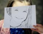 Efecto fotográfico de lápiz para tus imágenes