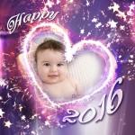 Feliz año nuevo 2016! Edita tus fotos gratis