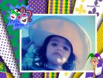 Disfruta de los carnavales compartiendo este montaje  de carnaval en tus redes sociales