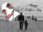 Fotoefecto gratis del Día del Padre!