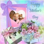 Completa tu regalo del Día de la Madre con un increíble marco de fotos!