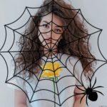 Añade una tela de araña a tus fotos en estas fiestas de Halloween